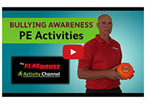 Bullying Awareness Frisbee