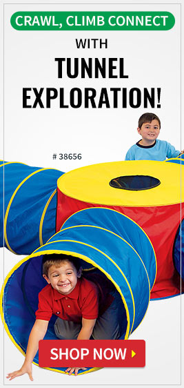 Crawl, Climb Connect with Tunnel Exploration!