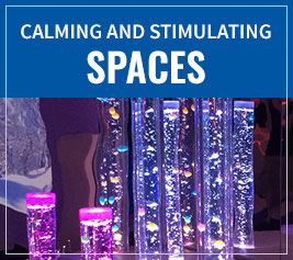 Calming and Stimulating Spaces