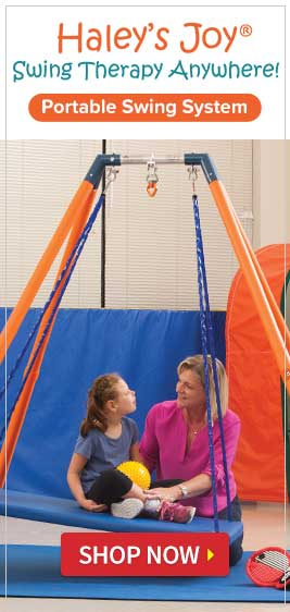 Haleys Joy Portable Therapy Swing System