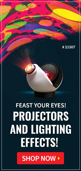 Projectors and Lighting Effects