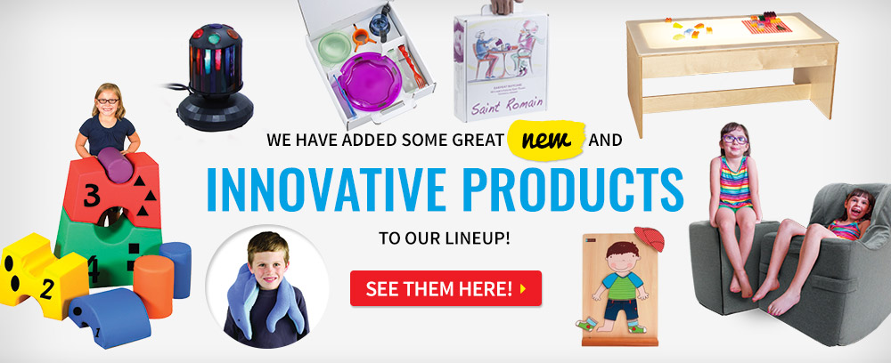 New Special Needs Products