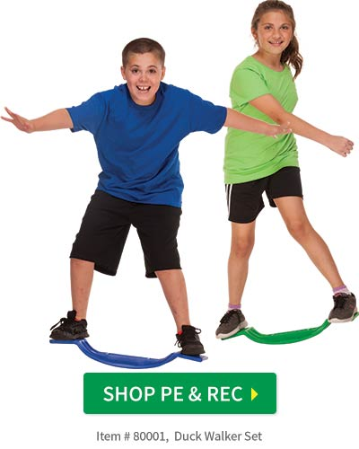 Shop PE & Rec New Products