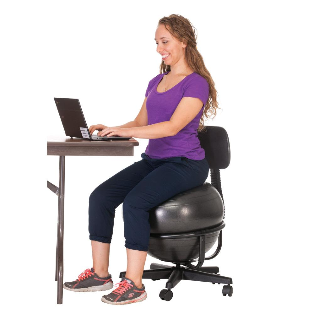 Stability Ball Vs Standing Desk: Adapted & Special Needs Positioning Systems