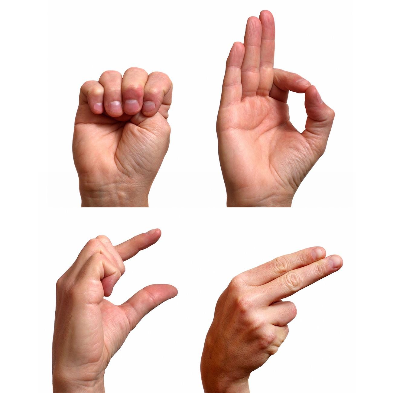 Sign Language/ Braille