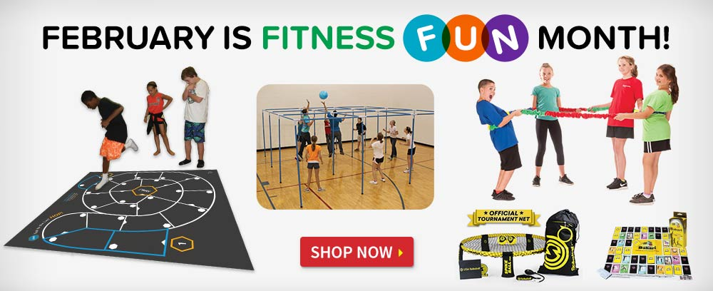 Fitness Fun Month