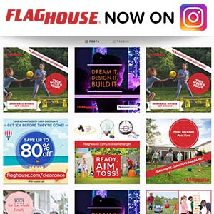 FlagHouse: Now on Instagram