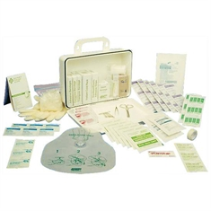 Hard Case First Aid Kit for 10 people