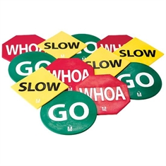 CATCH® Go Slow Whoa® Spot Markers