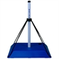 Blue Sport Base and 5' Pole - Thumbnail 1