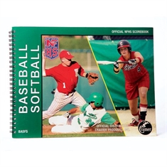 Baseball / Softball Score Book
