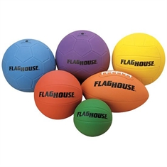 FlagHouse S-F Series 6-Piece Ball Set