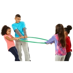 Kink Free Hoops - Heavy-Duty - 30''