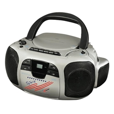 CALIFONE Spirit CD / Cassette Player