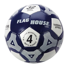 FlagHouse Hand - Stitched Soft Touch Intramural Soccer Ball - #4