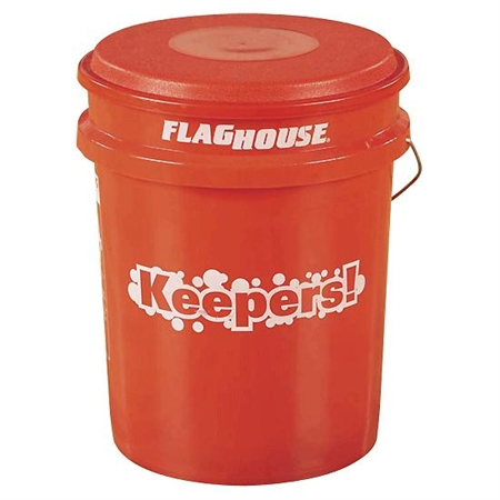 Keepers! Pail and Lid Set