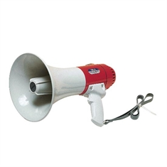 FlagHouse Power Megaphone - 18 Watt Peak