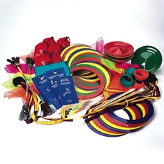 Juggling / Circus Skills Program & Equipment Set