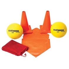 Deluxe Three-Ply Kickball Set