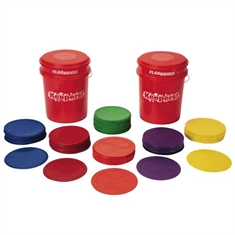 FlagHouse 6-Color Spot Marker Super Set