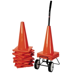 "FlagHouse 18"" Orange Weighted Cone Super Set"
