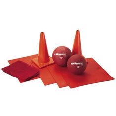 FlagHouse Mega-Size Kickball Set