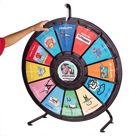 CATCH® Tabletop Fitness Wheel