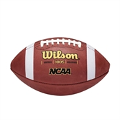Wilson® NCAA® Leather Football
