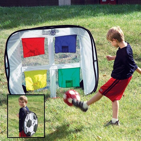 FRANKLIN® Pop Up Crossfire Goal