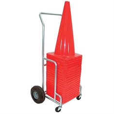 "Easy - Roll 28"" Cone Cart"