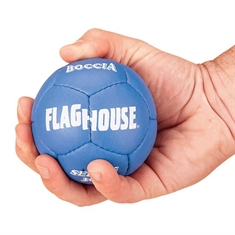 FlagHouse Boccia Replacement Ball – BLUE
