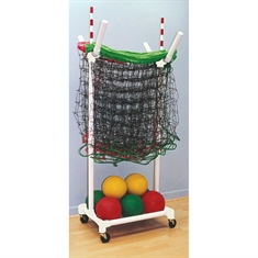 Volleyball Net Cart