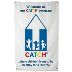 CATCH®  Welcome Banner