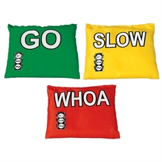 CATCH® Go Slow Whoa® Beanbags
