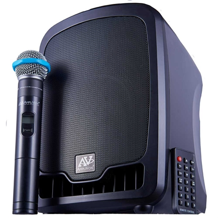 Bluetooth Wireless Portable Media Player PA System