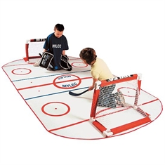 Mylec® Mini Goal Hockey Mat