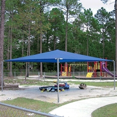Standalone Shade Structure - 12' x 20'