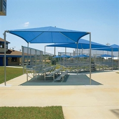 Standalone Shade Structure - 20' x 24'