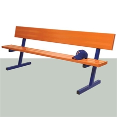 Portable 7 1/2'L Benches