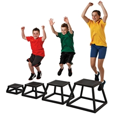 Right-Sized Plyo Platform Set