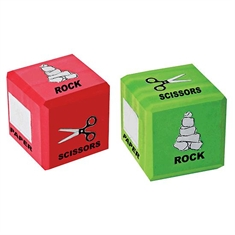 FlagHouse Rock-Paper-Scissors Blocks