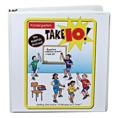 TAKE 10!® Activity Kit for Kindergarten