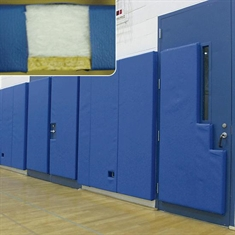 "EnviroSafe™ 2""-Thick Soft IFD 100 Wall Panel - 2'x7'"
