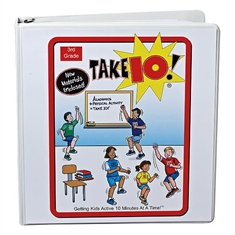 TAKE 10!® Activity Kit for 3rd Grade