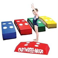 Cartwheel-inator – Set of 4
