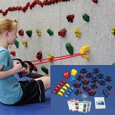 START FIT™ Climbing Wall System - Full Set