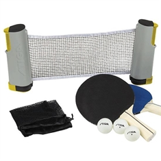 Stiga® Retractable Table Tennis Net Set