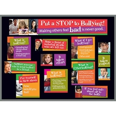 Bullying Bulletin Board Kit