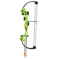 Brave Green Archery Set