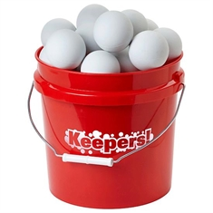 Junior Keepers! Lacrosse Ball Set